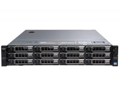 Dell R720XD / 2x E5-2640 2,5GHz 6 Core / 64GB RAM / H710