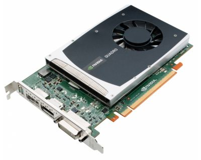 NVIDIA Quadro FX1800 768MB PCI-E 3 Port GDDR3 1x DVI 2x DP