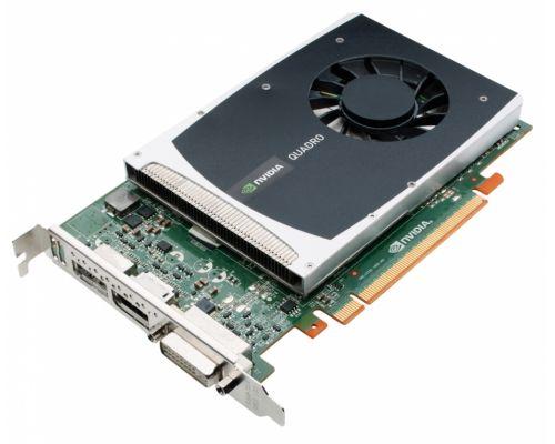 NVIDIA Quadro FX1800 768MB PCI-E 3 Port GDDR3 1x DVI 2x DP