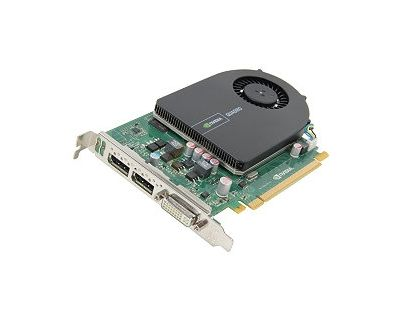 NVIDIA Quadro 2000 1GB PCI-E 3 Port GDDR5 1x DVI 2x DP