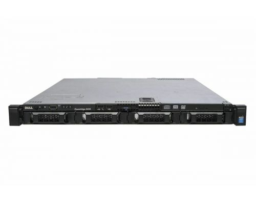 Dell R430 / 2x E5-2690v4 2.6GHz 14 Core / 128GB DDR4 / H730