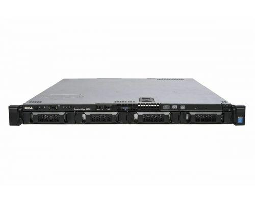 Dell R430 / 2x E5-2630v4 2.2GHz 10 Core / 64GB DDR4 / H730