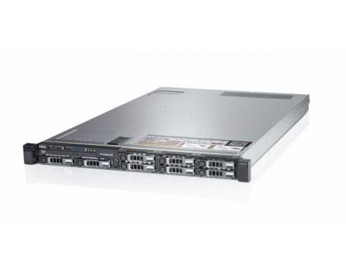 Dell R620 / 2x E5-2690 2,9GHz 8 Core / 256GB RAM / H710