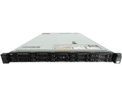 Dell R620 / 2x E5-2620v2 2,1GHz 6 Core / 48GB RAM