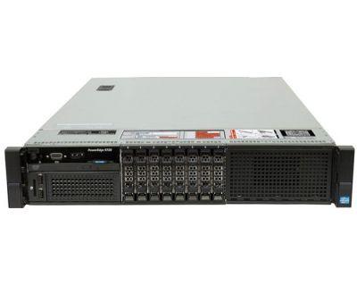 Dell R720 / 2x E5-2697v2 2,7GHz 12 Core / 128GB RAM / H310