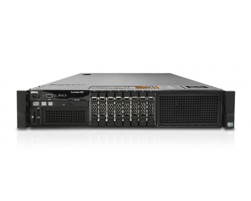 Dell R820 / 4x E5-4650 2,7Ghz 32 Core 64TH / 128GB RAM / H710