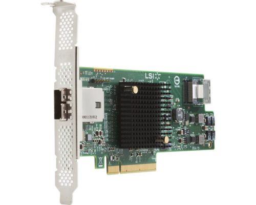 HP RAID-CONTROLLER SAS9217-4I4E 8-CH SAS SATA 6G - 725904-001