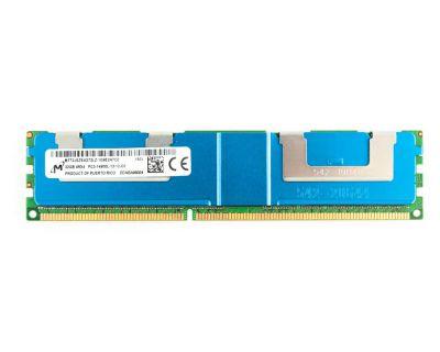 Micron 32GB PC3-14900L DDR3- ECC Registered P/N: MT72JSZS4G72LZ-1G9E2A7CE