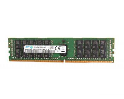 Samsung 16GB RAM PC4-17000P DDR4-2133MHz ECC Reg. P/N: M393A2G40DB0-CPB0Q