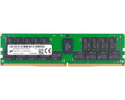 Micron 32GB PC4-2400T ECC REG P/N:MTA36ASF4G72PZ