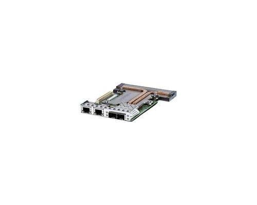 Dell I350 X520 RNDC 2x10GBE 2x1GBE P/N: 0C63DV Netwerkkaart