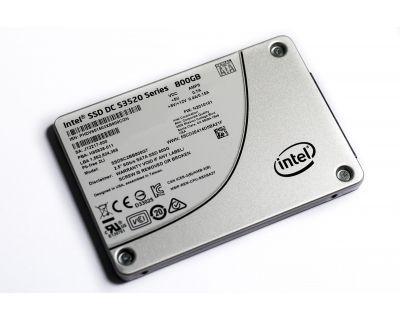 Intel SSD DC S3520 800GB SATA 6Gb/s SFF (2,5 inch) NIEUW