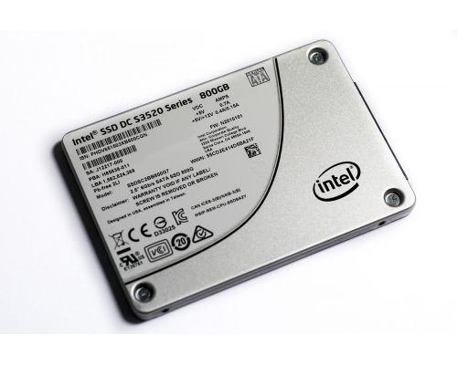 Intel SSD DC S3520 800GB SATA 6Gb/s SFF 2,5 inch