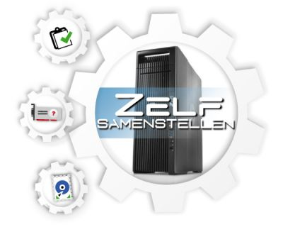 HP Z620 Workstation, zelf te configureren!