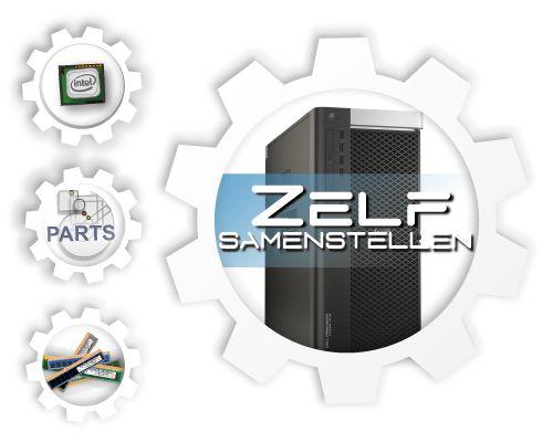 DELL T7910 Workstation, zelf te configureren!