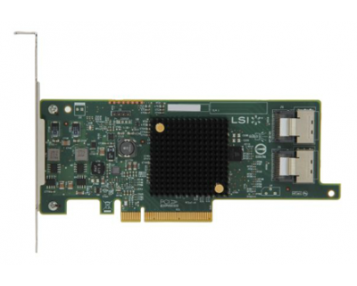 LSI SAS 9207-8I 6Gb/s Host Bus Adapter JBOD ( Nieuw)