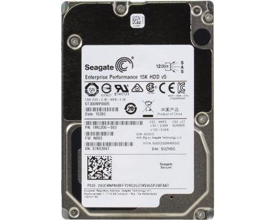 Seagate 300GB 15K SAS 12Gb/s SFF (2,5 inch) P/N: 1MG200-881
