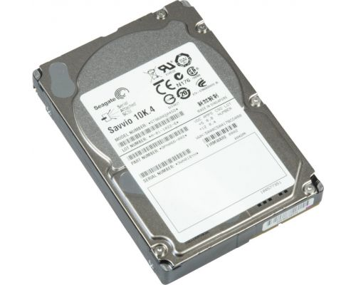 Seagate Savvio 600GB 10.000rpm SAS 6Gb/s SFF (2,5 inch)