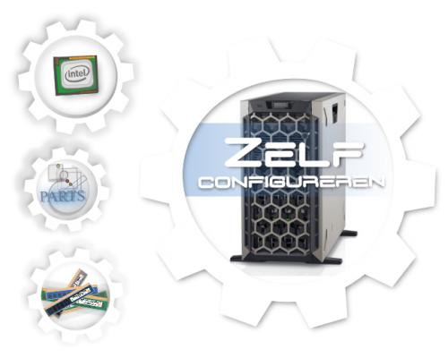 Zelf samenstellen Dell PowerEdge T440 LFF Gen 14 NEW