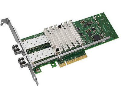 Intel Ethernet X520-SR2 Dual Port 10Gbit PCI-e x8 Server Adapter