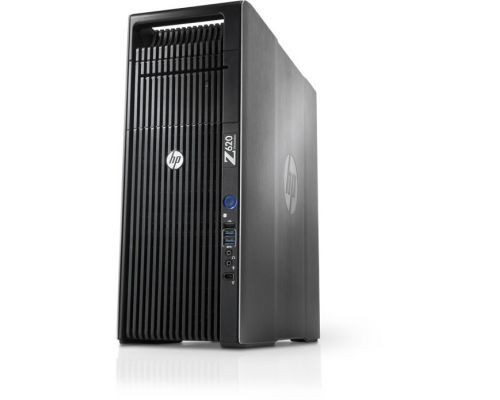 HP Z620 / 2x E5-2670 2,6GHz 8 Core / 128GB RAM