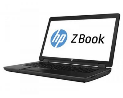 HP ZBook 17 G2 / Core i7 4810MQ 2,8GHz 4 Core / 32GB RAM / K3100M / SSD 512GB